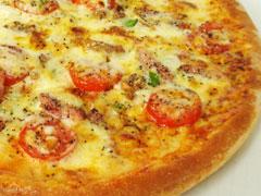 パンチェッタとマスカルポーネチーズ